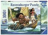 Ravensburger 10943 - Vaiana und Maui, 100 Teile Puzzle