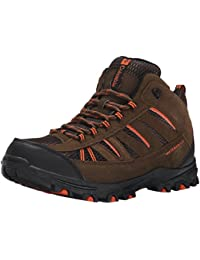 Columbia Youth Pisgah Peak Mid Waterproof, Zapatos de High Rise Senderismo Unisex niños