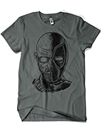 380-Camiseta Deadpool - Chemical Merc V2