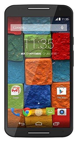 Motorola Moto X (2. Generation) Smartphone entsperrt 4g 11,4cm (: 5,2Zoll–16GB–Android - Motorola Entsperrt X Handy