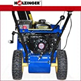Holzinger Benzin Schneefräse - 6