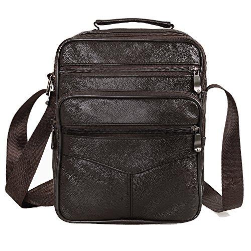 borsa ufficio del cuoio dell'unità di elaborazione borsa tracolla piquadro borsa messenger piquadro