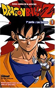 Dragon Ball Z Edition simple Cycle 1 - Les Saïyens - Tome 1