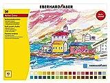 Eberhard Faber 522536 - Soft Pastellkreiden, 36er Kartonetui