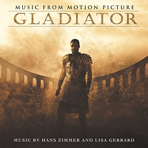 Gladiator - Music From Motion Picture [Vinyl LP] - Motion-liege