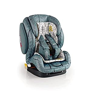 Cosatto Hug Isofix Car Seat Group 123, 9-36 kg, Fjord   7