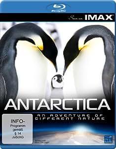 Seen on Imax: Antarctica [Blu-ray] [Import allemand]
