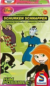 Schmidt Spiele - Juego de Tablero Kim Possible, de 2 a 4 Jugadores Importado de Alemania