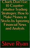 Charts Don't Lie: 10 Counter-intuitive Trading Strategies: How to Make Money in Stocks by Ignoring Financial News and Analysts (Quick Invest Book 5)