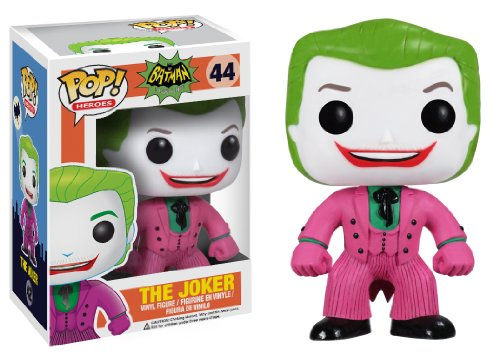 Figura Pop DC COMICS: Joker 1966 TV