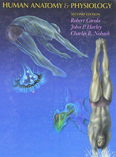 Human Anatomy & Physiology by Robert Carola (1992-01-30)