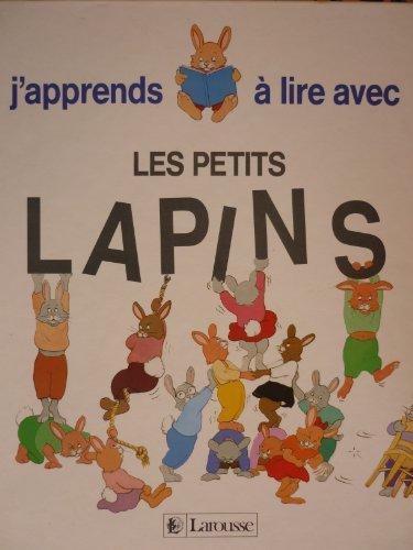 J'apprends a livre avec les petits lapins par Wilkes