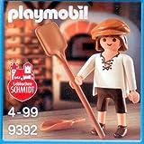 Playmobil 9392 - Panadero Exclusivo 90 Aniversario DE LA PANADERÍA SCHMIDT