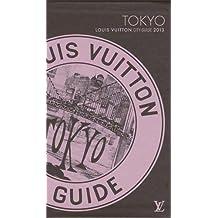 Tokyo City Guide 2013 : Version japonaise