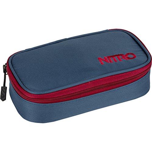Nitro Snowboards Pencil Case XL Sac à dos, Mixte, PENCIL CASE XL, bleu, Taille unique