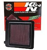 K&N 33-2459 Tauschluftfilter