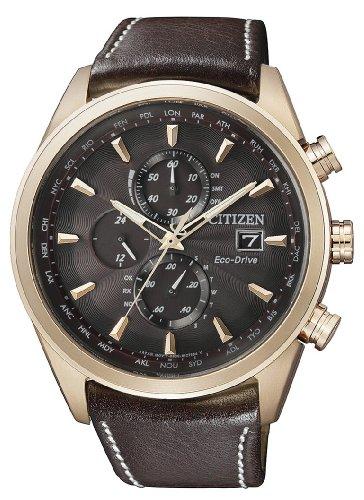 Citizen h800 crono radiocotrollato at8019-02w - orologio da polso uomo