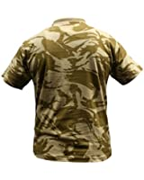Adults Camo Army Cargo Combat Military T-Shirt S-5XL 8 Colours!