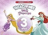 Best Libros para leer en Vacaciones - Vacaciones con las Princesas Disney. 3 años Review