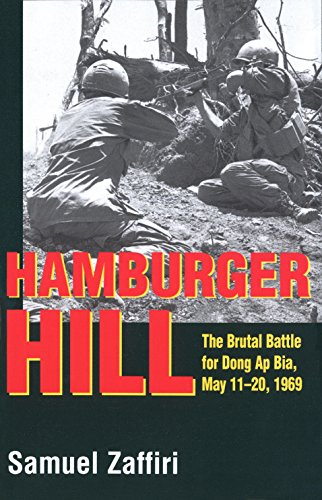 Price comparison product image Hamburger Hill: The Brutal Battle for Dong Ap Bia,  May 11-20,  1969
