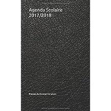 Agenda Scolaire 2017/2018