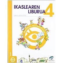Txanela 4 - Ikaslearen liburua 4. Material globalizatua (7 liburuxka) - 9788497832083
