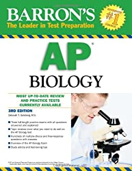 (Barron's AP Biology [With CDROM]) By Goldberg, Deborah T., M.S. (Author) Paperback on (02 , 2010)