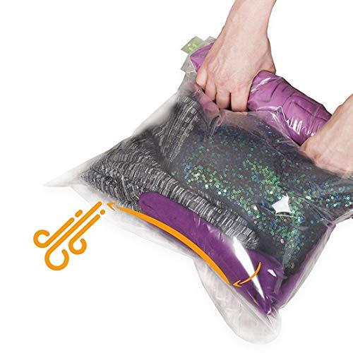 Jakiload Kreative Heimtextilien Quilt Aufbewahrungstasche aus dem Gepäcksortieren spart Platz für Gepäckrollen in Rollenform Einteiler