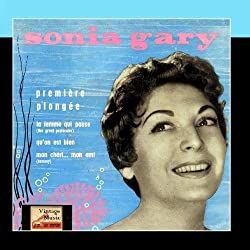 Vintage French Song No. 114 - EP: Premiere Plongee by Sonia Gary (2011-03-09?