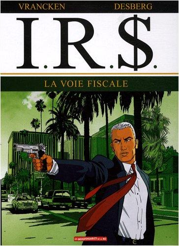 IRS T1 par Bernard Vrancken