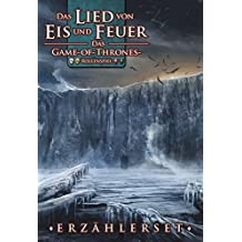 Das Lied von Eis und Feuer - Erzählerset: Der Tabellenschirm für das Game-of-Thrones Rollenspiel