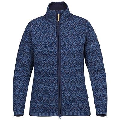 Fjällräven Snow Cardigan Jacket Women - Strickjacke aus Wolle von Fjällräven bei Outdoor Shop