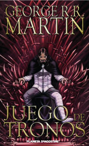 Juego de tronos nº 03/04 por George R. R. Martin