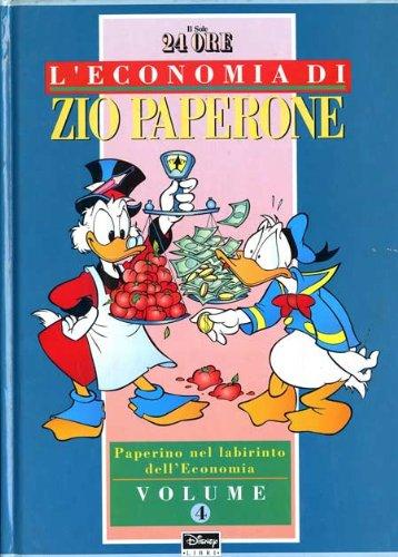ECONOMIA ZIO PARERONE CARTONAT N.4 - ECONOMIA ZIO PARERONE CAR 4