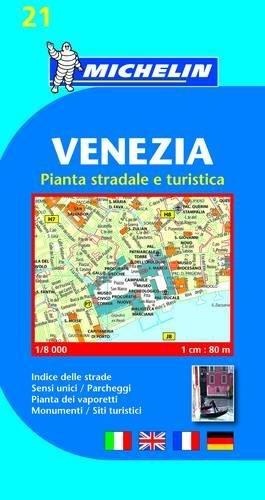 Plano Venezia (Planos Michelin) por Michelin