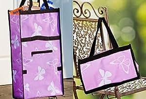 falt trolley faltbare fahrbare shoppingtasche faltbarer trolley einkaufstrolley. Black Bedroom Furniture Sets. Home Design Ideas