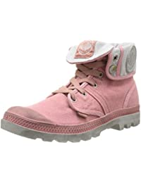 Palladium PALLABROUSE BAGGY - Botas de aventura, color: Gris