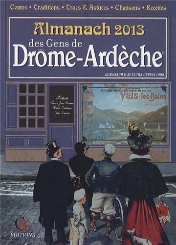 Almanach de Drome Ardeche 2013 par Collectif