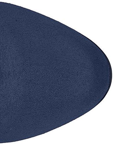 Caprice 25503, Stivali Donna Blu (Ocean Stretch)