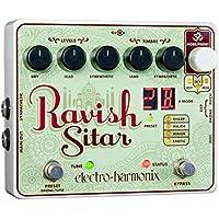 Electro Harmonix 665182efecto de guitarra eléctrica con sintetizador Filtro Ravish Sitar