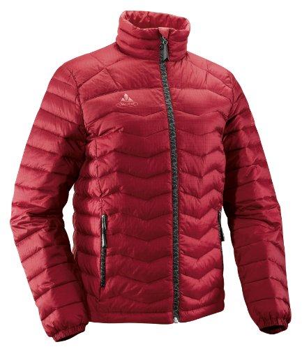 Vaude Elbrus Veste Rouge foncé - Rouge foncé