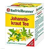BAD HEILBRUNNER Johanniskrauttee Filterbeutel 8 St Filterbeutel
