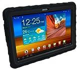 Gumdrop Drop Tech Schutzhülle für Samsung Galaxy Tab 10.1 4G LTE, Schwarz