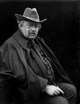 As I Was Saying by [G.K. Chesterton]