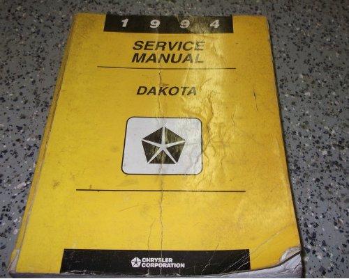 1994-dodge-dakota-truck-service-repair-shop-manual-factory-oem