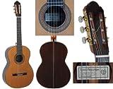 Guitarra clásica - Fleta de diseño de los planes de escala completa de los planes de - dibujos técnicos - tamaño real
