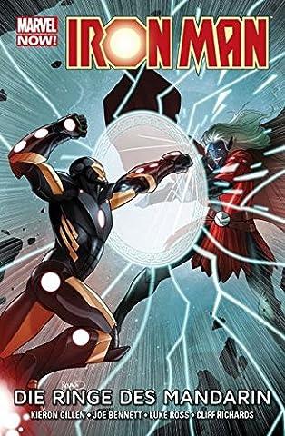 Iron Man - Marvel Now!: Bd. 5: Die Ringe des Mandarin
