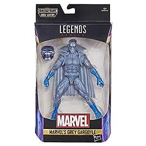 Marvel - Figura de Gargoyle de Marvel (15,2 cm), Color Gris