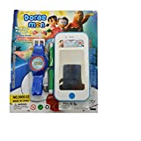 #3: Doremon Toys high Quality Mobile Phone with Wrist Watch