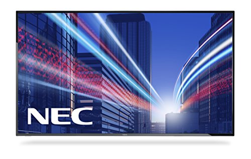 NEC MultiSync E425 - public displays (LED, 1920 x 1080 pixels, Full HD, Black, 3000:1, 930 x 523 mm)